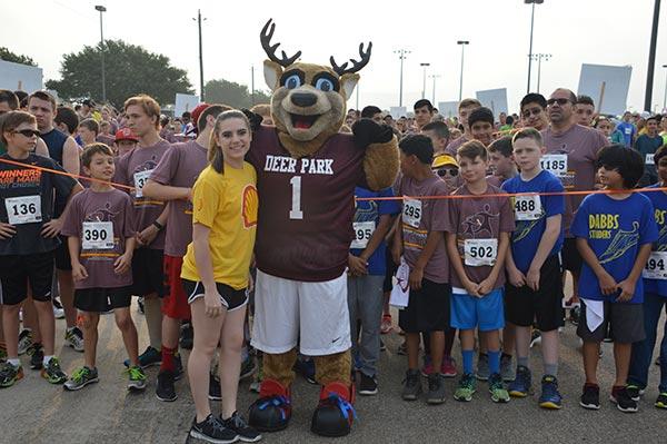 strides for schools fun run